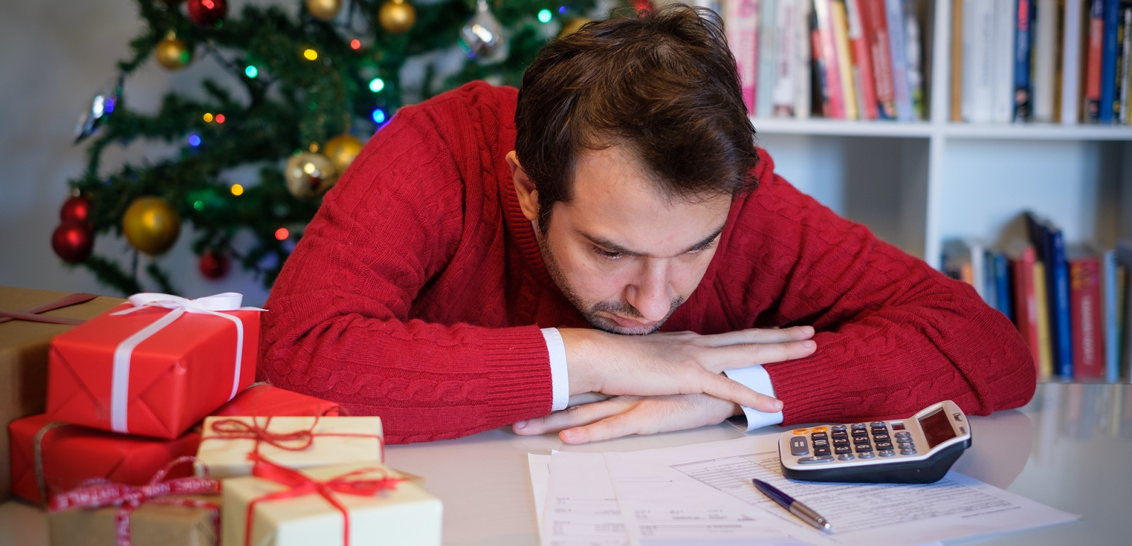 Seasonal Debt Problems – How to minimise the debt hangover in January